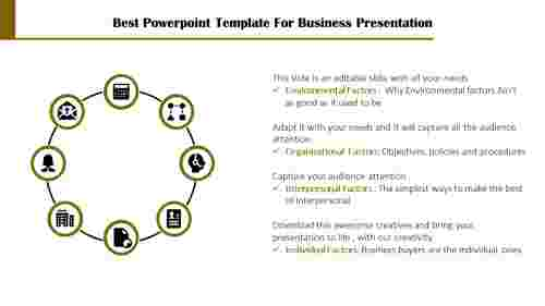 Free best powerpoint template for business