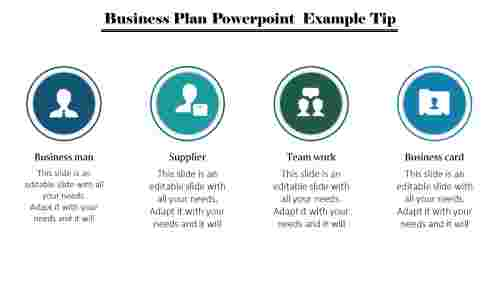 business plan powerpoint example-Business Plan Powerpoint  Example Tip