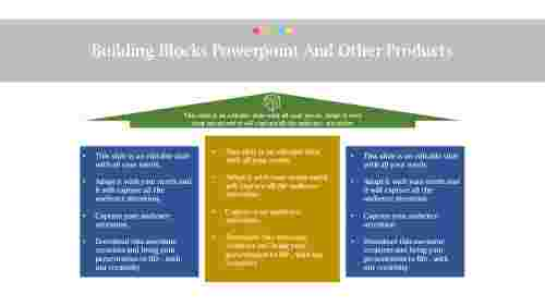 Incredible building blocks powerpoint