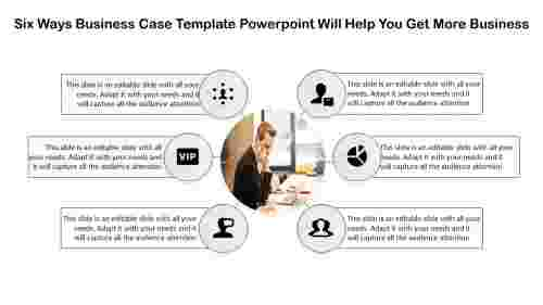 Free business case template powerpoint