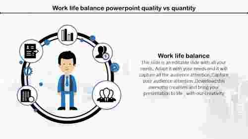 work life balance powerpoint