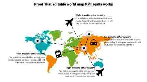 editableworldmapPPT