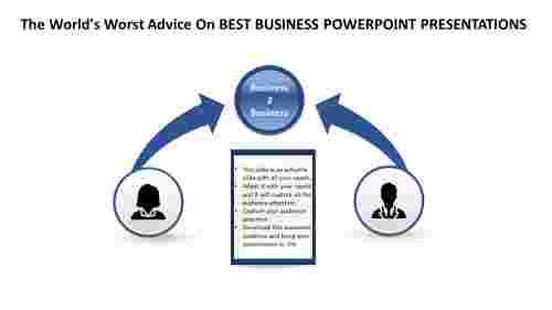 best business powerpoint presentations Template