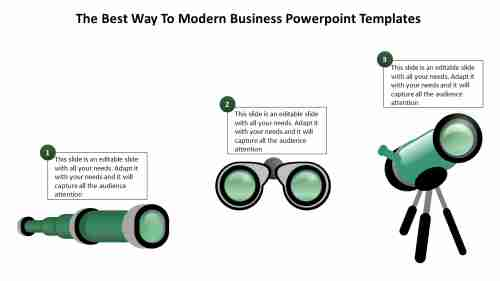 modern business powerpoint templates