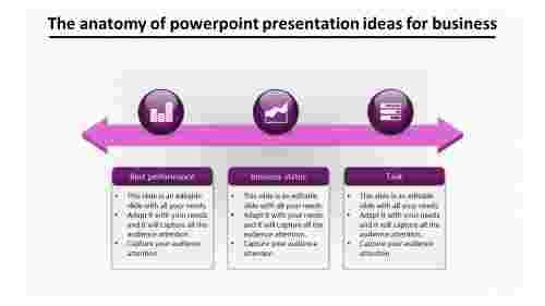 Powerpoint presentation ideas for business	template