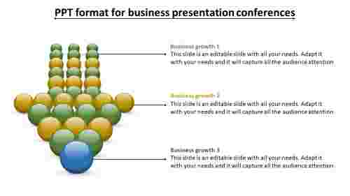 ppt format for business presentation