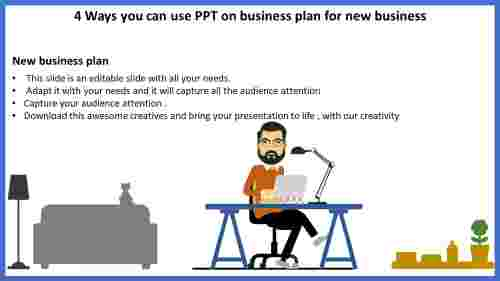 ppt on business plan for new business