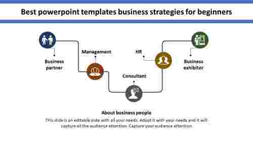 Free best powerpoint templates business- Business strategy