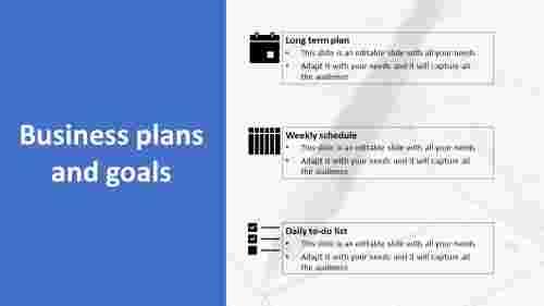 PPT slides for business presentation
