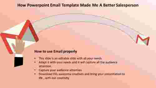 powerpoint email template-How Powerpoint Email Template Made Me A Better Salesperson