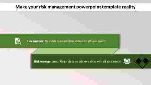 risk management powerpoint template