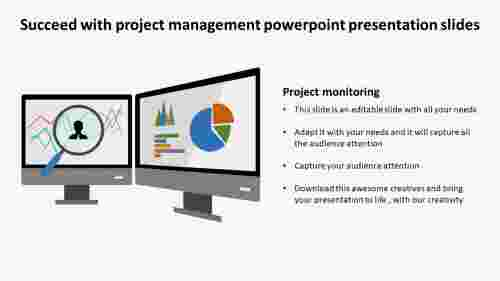 project management powerpoint presenta