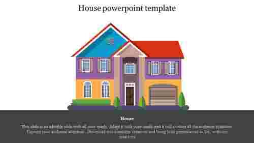 Creativehousepowerpointtemplate