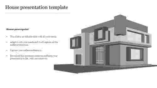 Best house presentation template