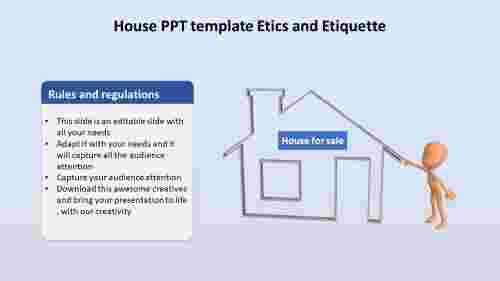 housePPTtemplate