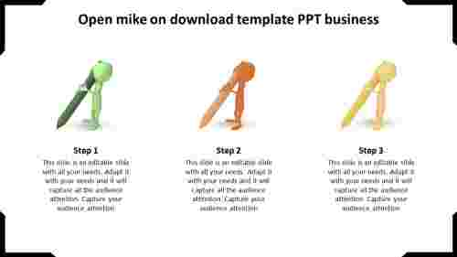 download template PPT business