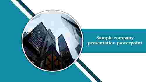 Best sample company presentation powerpoint