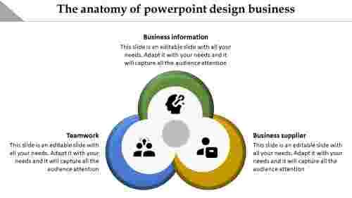 PowerPointdesignbusinessjointmodel