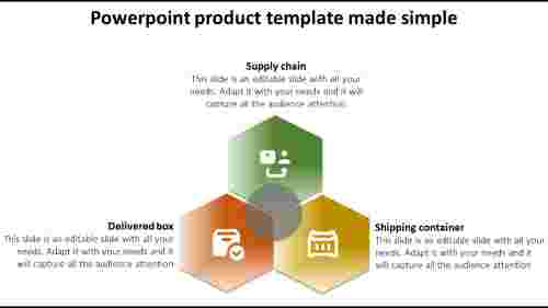 powerpoint product template