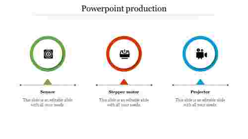 Three%20Node%20PowerPoint%20Production%20Presentation%20Template