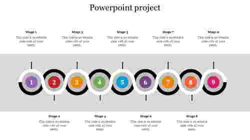 Circlepowerpointprojectpresentation