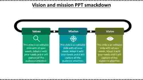 vision and mission PPT