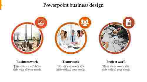 CirclePowerpointbusinessdesign