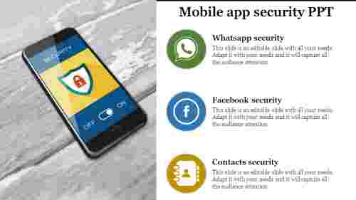 mobile app security powerpoint present