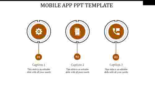 mobile app ppt template-MOBILE APP PPT TEMPLATE-orange-3