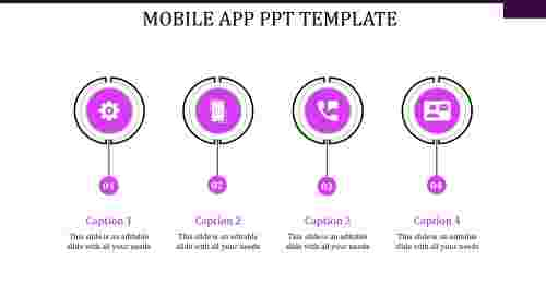 mobile app ppt template-MOBILE APP PPT TEMPLATE-purple-4-4-3