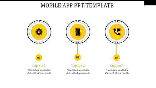 mobile app ppt template-MOBILE APP PPT TEMPLATE-yellow-3