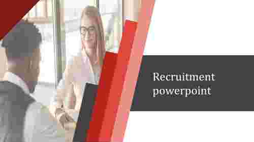 Recruitment powerpoint Model