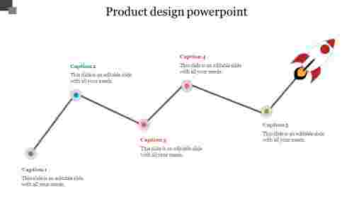 Creative product design powerpoint template