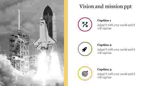 Creative vision and mission PPT