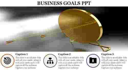 business goals presentation ppt