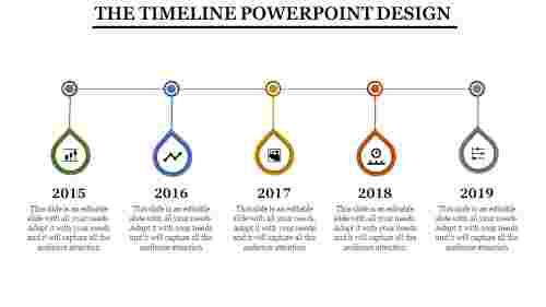secure timeline powerpoint design