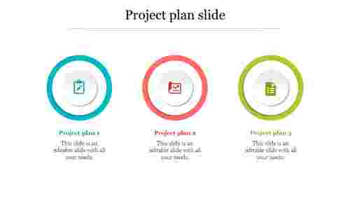 Elegant%20Circle%20Design%20Project%20Plan%20Slide%20Template