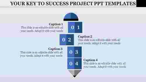 VerticalprojectPPTtemplatemodel