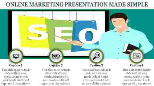 online marketing presentation