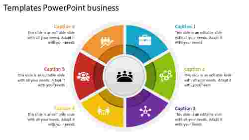 templates powerpoint business model for corporate companies