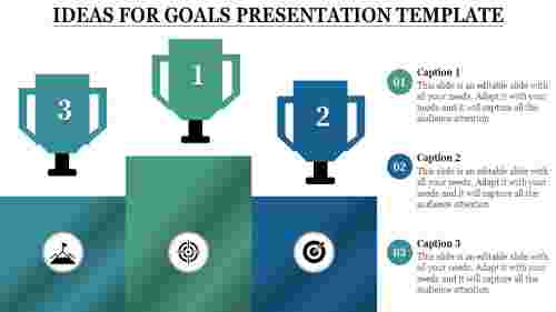 Successive Goals Presentation Template