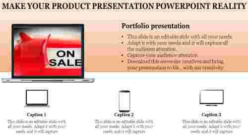 product presentation powerpoint