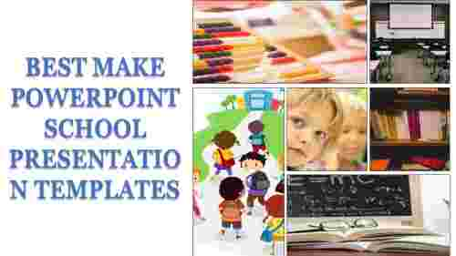powerpoint school presentation templat
