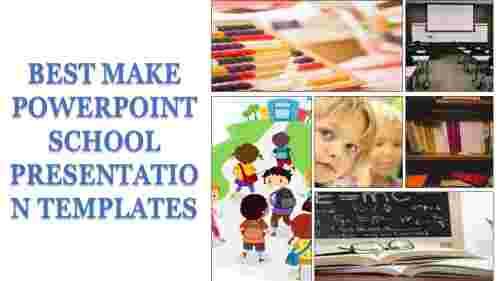 powerpoint school presentation templat