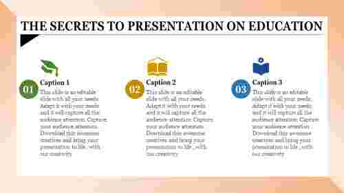 presentation on education PPT
