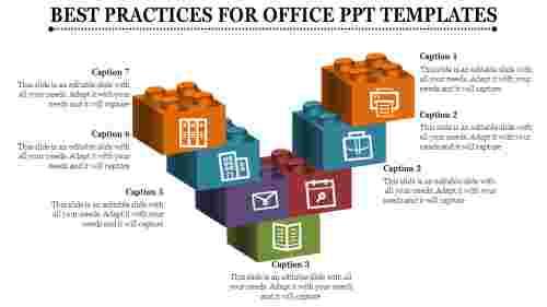 Office%20PPT%20templates%20-%20Puzzle%20Cubes