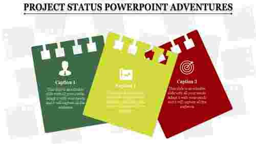 projectstatuspowerpoint