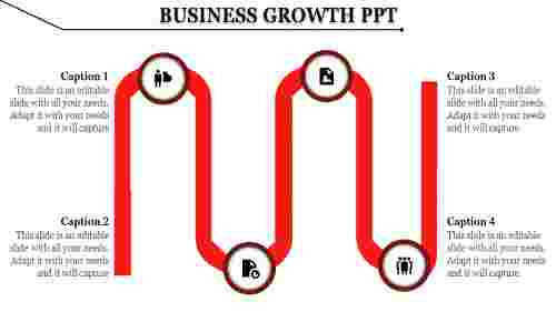 business growth ppt templates