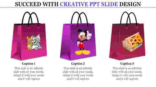 creative ppt slide design