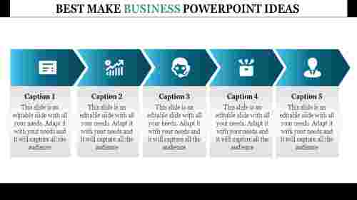 business powerpoint ideas